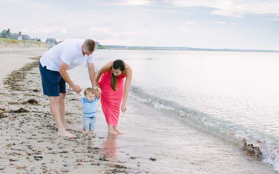 Town Neck Beach Family Session | Sandwich, MA