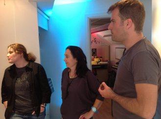 Alex, Caro & Ingo