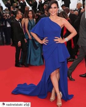 Nadine Labaki Cannes