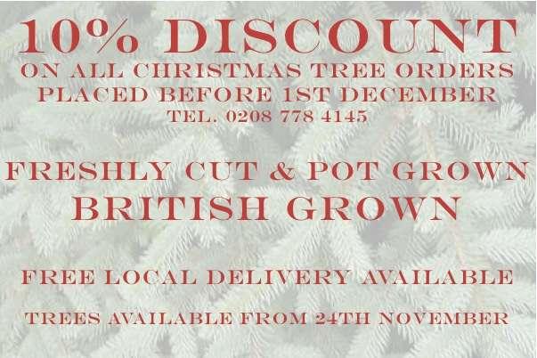 tree discount