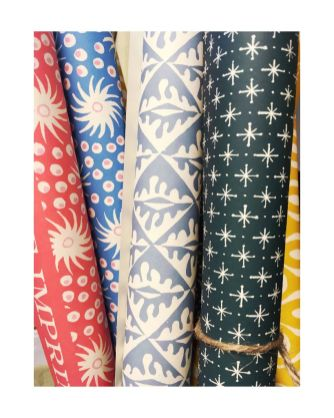 Cambridge Imprint Wrapping Paper