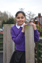 Aminah Siddique (Class 12)