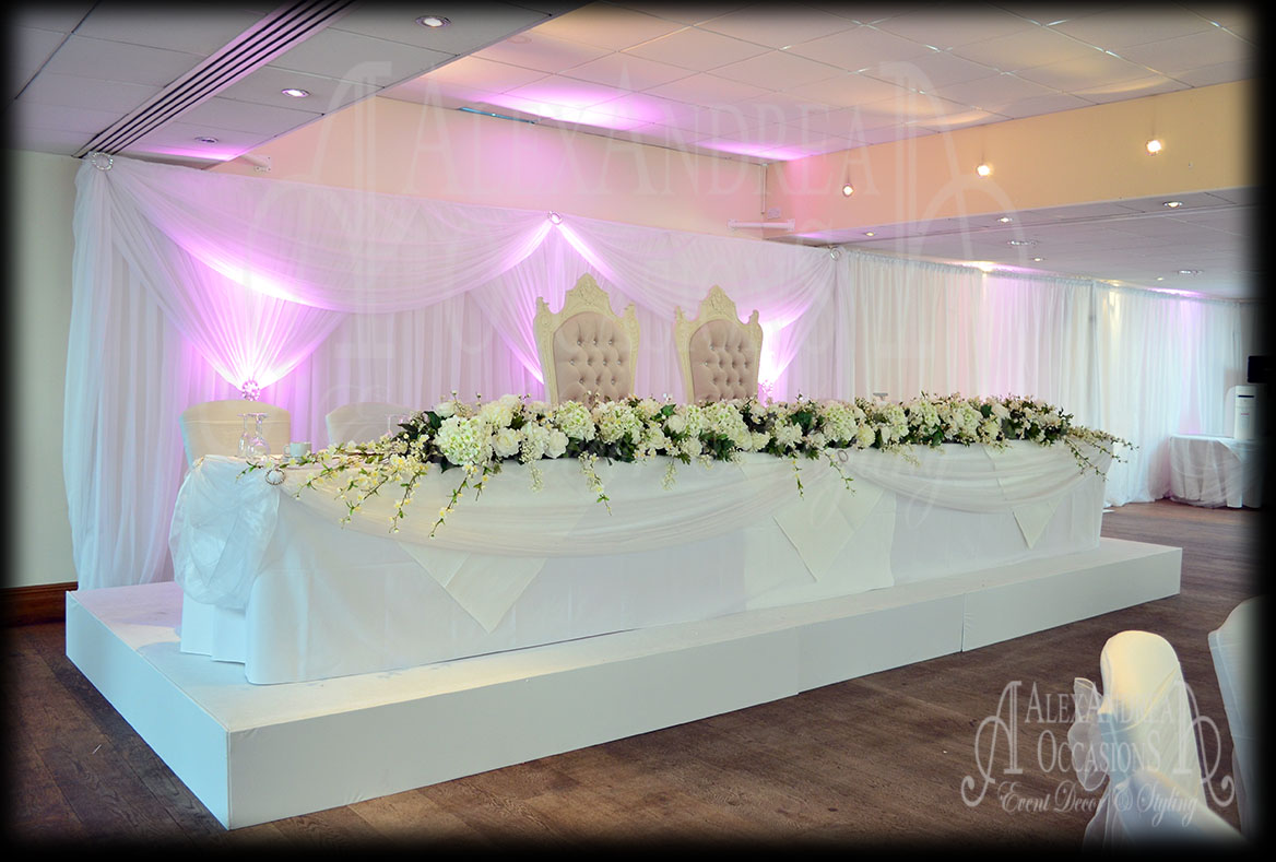 chair covers pink cheap vinyl wedding event backdrop hire - london, hertfordshire & essex