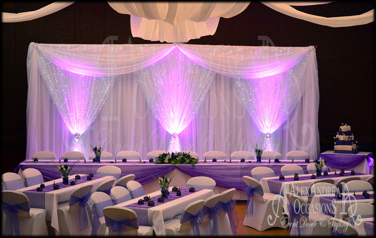 chair covers wedding london zuari revolving event backdrop hire - london, hertfordshire & essex
