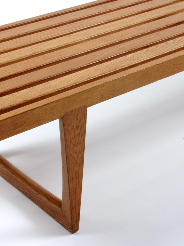 design scandinave banc table basse