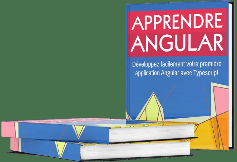 Livre Apprendre Angular