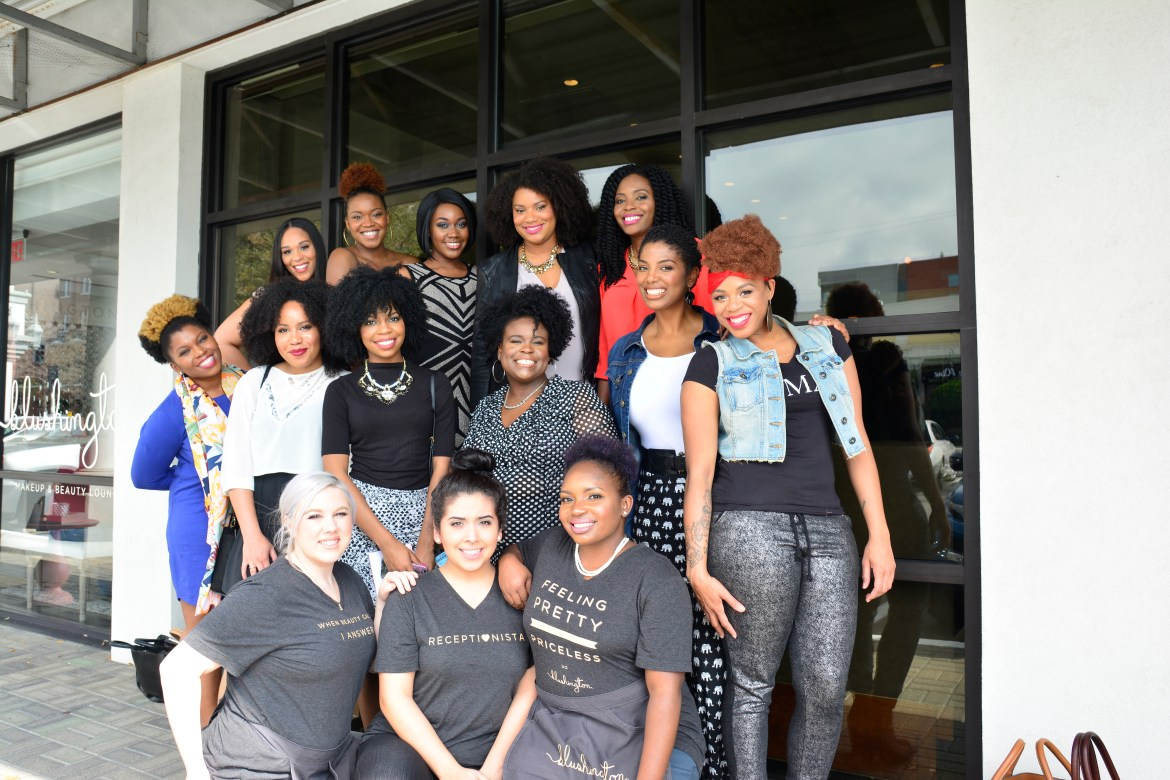 Blushington Dallas Brunch and Beauty4