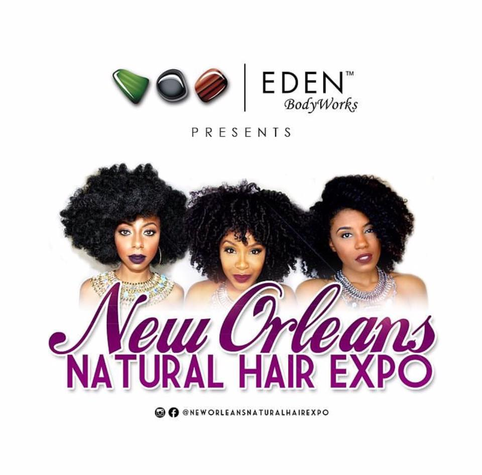 New Orleans Expo and main flyer