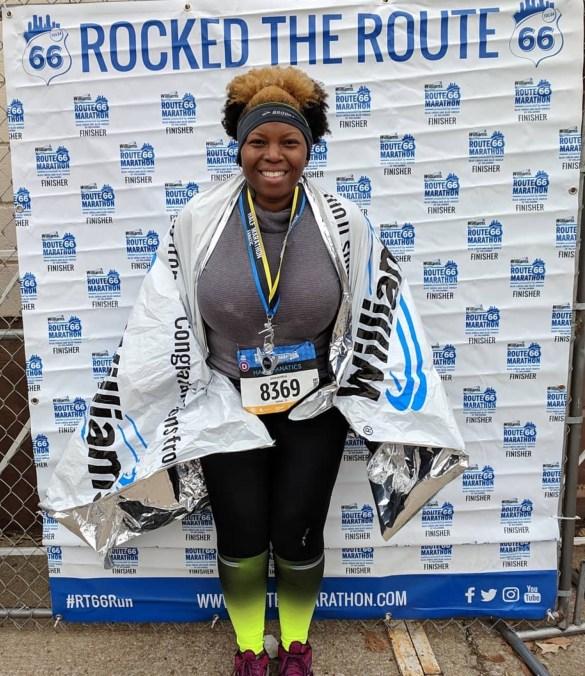 Route 66 Marathon Recap