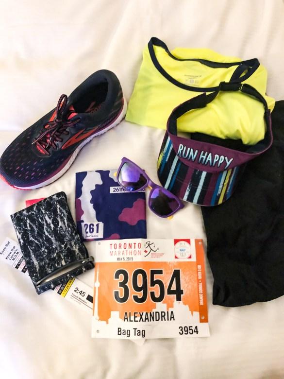 Toronto Marathon Guide & Review