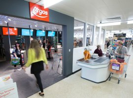 Argos launches a store within a store, at Sainsbury's