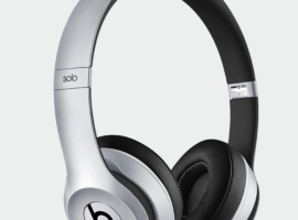 Beats‬ Solo2 now in iPhone colours of Gold, Silver and Space Grey