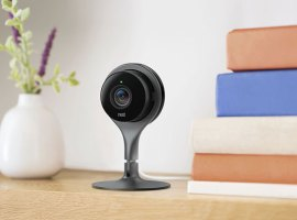 Nest moves into home security, with Nest Cam