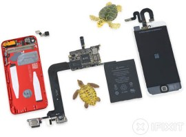 iFixit tear down new iPod touch