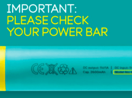 EE Power Bars overheating, recall now live