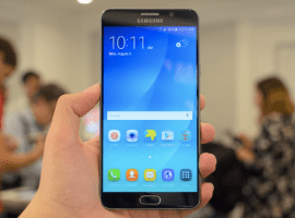 Samsung launches new Note 5
