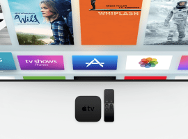 Apple launches new Apple TV, first refresh in three years