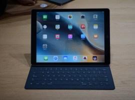 iPad Pro will go on sale November 11
