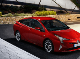 2016 Toyota Prius now on sale, starts at £23,295