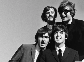 Beatles collection now on streaming services