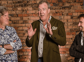 Clarkson's new Amazon car show will be out this year
