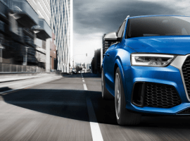 The new Audi RS Q3 is now on sale
