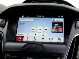 Ford Sync 3 will be available in Europe this summer