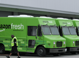 Amazon's food delivery service set to launch in the UK this month