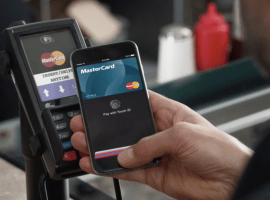 Apple Pay launches in France today