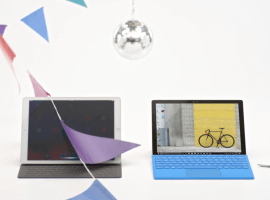 Microsoft takes on the iPad Pro in new ad
