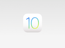 iOS 10 is now out