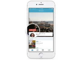 Periscope launches 360º live videos