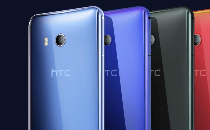 HTC adds a 128GB option for storage to its U11 phone