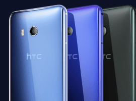 HTC adds a 128GB option for storage to its U11 phone