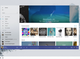 Microsoft releases video, showing off the new Fluent Design for Windows 10