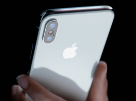 iPhone Upgrade Program users can preorder the iPhone X early