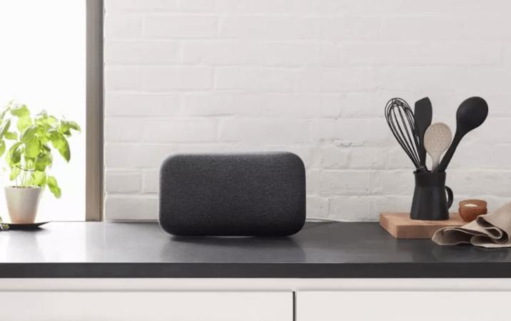 Google Home Max speaker goes on sale this week