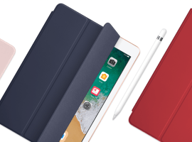Apple launches update to entry-level iPad