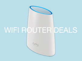 Deal: 5 great deals we found on WiFi routers