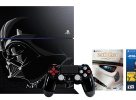 New Darth Vader PS4 bundle launches