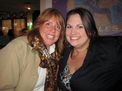 My very supportive mother and me - Alexa Webb - About Me