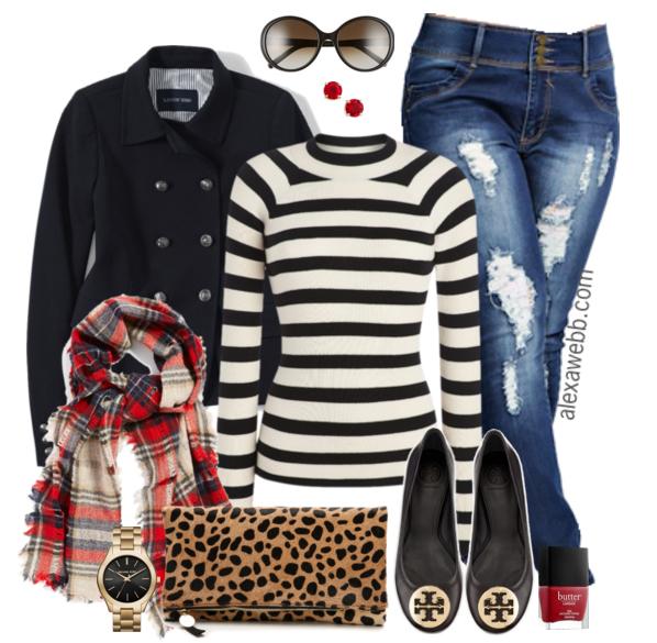 Alexa Webb - Plus Size Fashion - New Neutrals - Plus Size Outfit - #alexawebb alexawebb.com