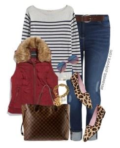 Alexa Webb - Plus Size Fashion - Plus Size Fall Outfit #alexawebb alexawebb.com