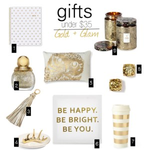 Gifts Under $35 - Gift Ideas - Alexawebb.com