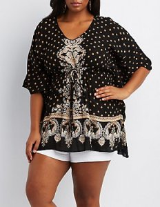 bcf45b57795a9 36 Plus Size Summer Tops with Sleeves - Plus Size Fashion for Women -  alexawebb.