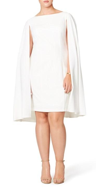 b20c4e2312 12 Plus Size White Party Dresses - Plus Size Bachelorette Party Dresses - Plus  Size Bridal