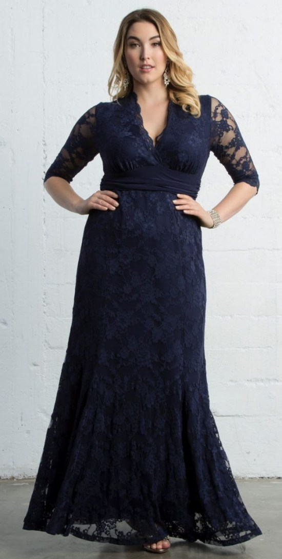 24 Plus Size Long Wedding Guest Dresses With Sleeves Alexa Webb