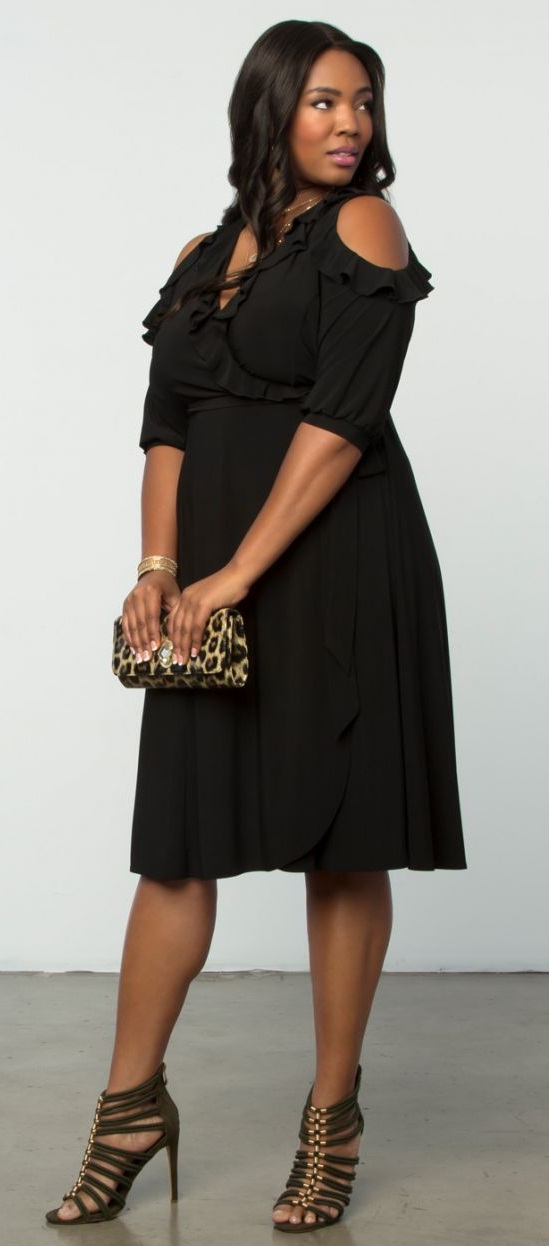 Dresses for wedding plus size guests
