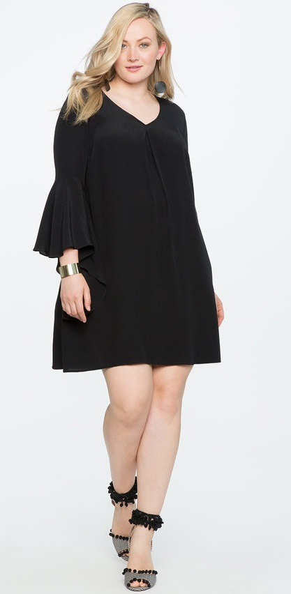 Plus Size Dresses For Apple Shaped Women Styling Tips For