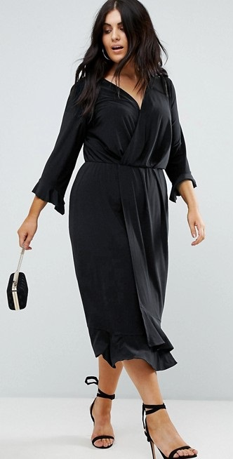 33 plus size wedding guest dresses with sleeves alexa webb for Wedding guest dresses size 20